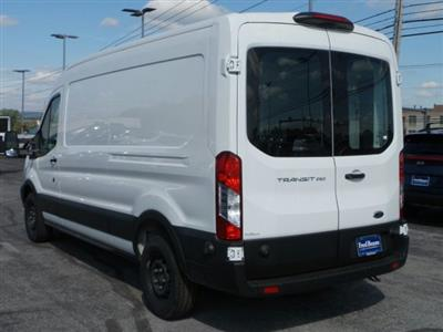 2019 Transit 250 Med Roof 4x2, Ranger Design Base Shelving Upfitted Cargo Van #MFU9699 - photo 3