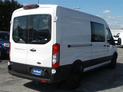 2019 Transit 250 Med Roof 4x2, Ranger Design Base Shelving Upfitted Cargo Van #MFU9699 - photo 7