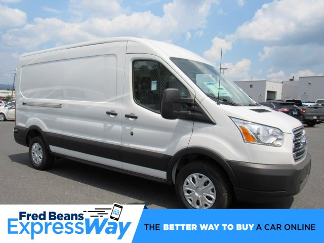 2019 Transit 250 Med Roof 4x2, Ranger Design Upfitted Cargo Van #MFU9703 - photo 1