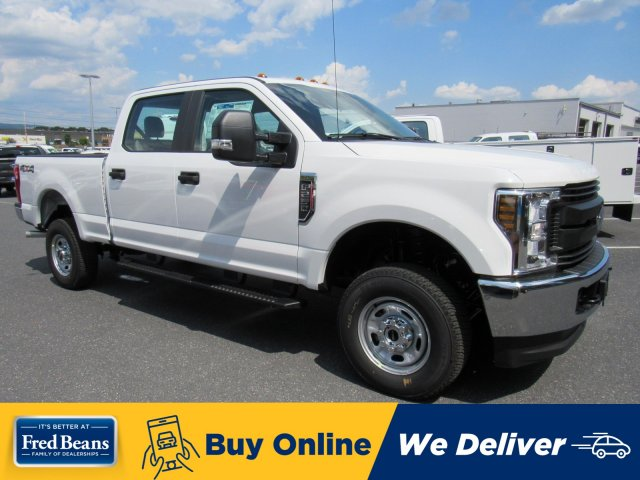 2019 F-250 Crew Cab 4x4,  Pickup #MFU9750 - photo 1
