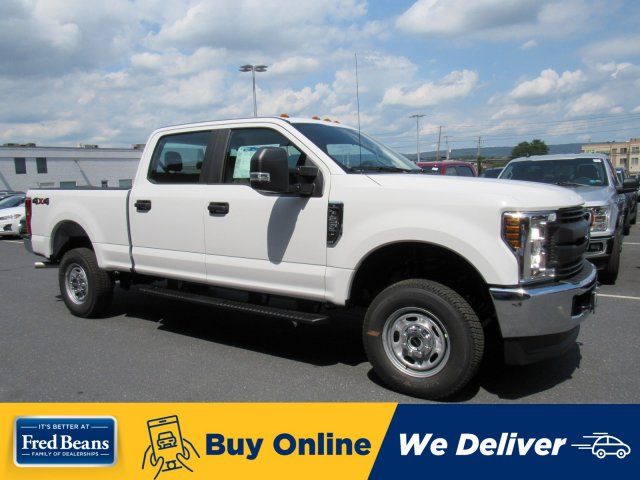 2019 F-250 Crew Cab 4x4,  Pickup #MFU9754 - photo 1