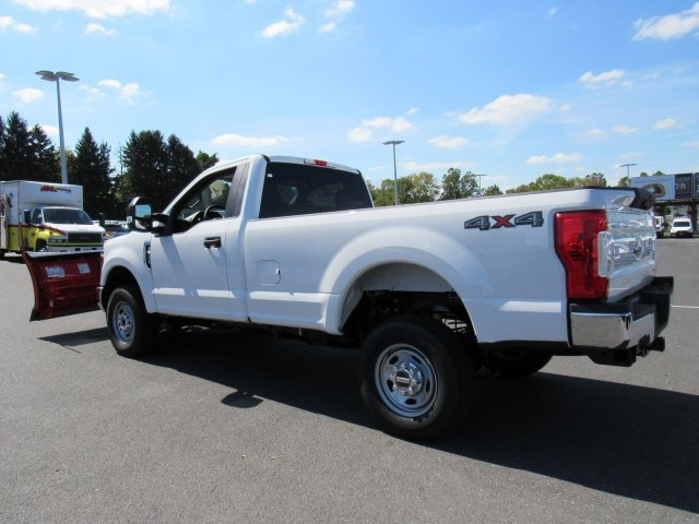 2019 F-350 Regular Cab 4x4,  Western Snowplow Pickup #MFU9797 - photo 8