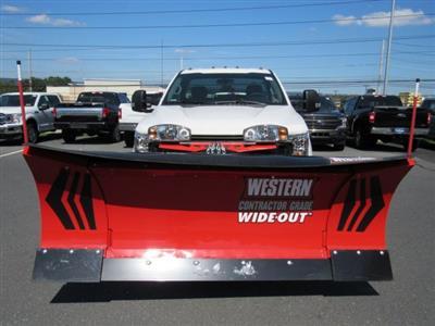 2019 F-350 Regular Cab 4x4,  Western Snowplow Pickup #MFU9797 - photo 4