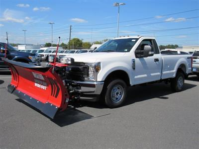 2019 F-350 Regular Cab 4x4,  Western Snowplow Pickup #MFU9797 - photo 6