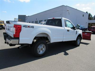 2019 F-350 Regular Cab 4x4,  Western Snowplow Pickup #MFU9797 - photo 2