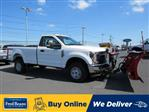 2019 F-350 Regular Cab 4x4,  Western Snowplow Pickup #MFU9797 - photo 1
