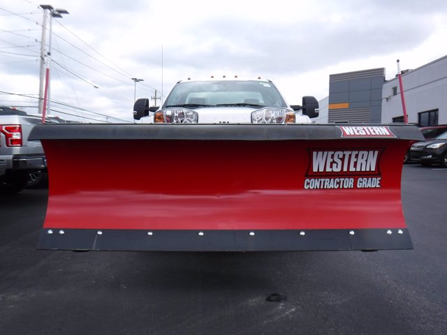 2019 F-250 Regular Cab 4x4, Western Snowplow Pickup #MFU9799 - photo 4
