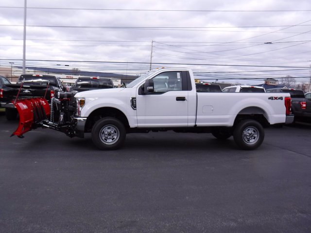 2019 Ford F-250 Regular Cab 4x4, Western Snowplow Pickup #MFU9799 - photo 7