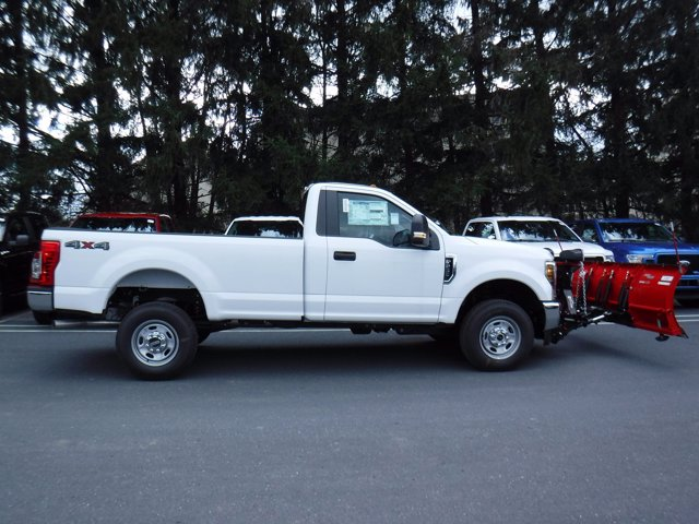 2019 Ford F-250 Regular Cab 4x4, Western Snowplow Pickup #MFU9799 - photo 19