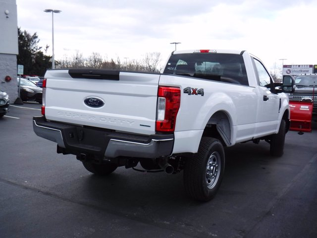 2019 Ford F-250 Regular Cab 4x4, Western Snowplow Pickup #MFU9799 - photo 2