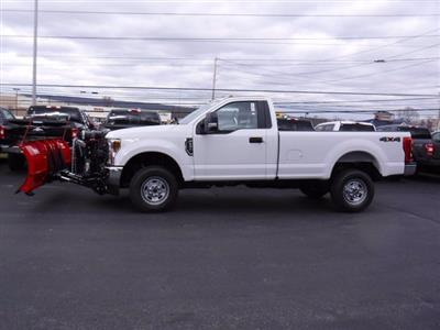 2019 F-250 Regular Cab 4x4, Western Snowplow Pickup #MFU9799 - photo 7