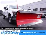 2019 Ford F-250 Regular Cab 4x4, Western Snowplow Pickup #MFU9799 - photo 1