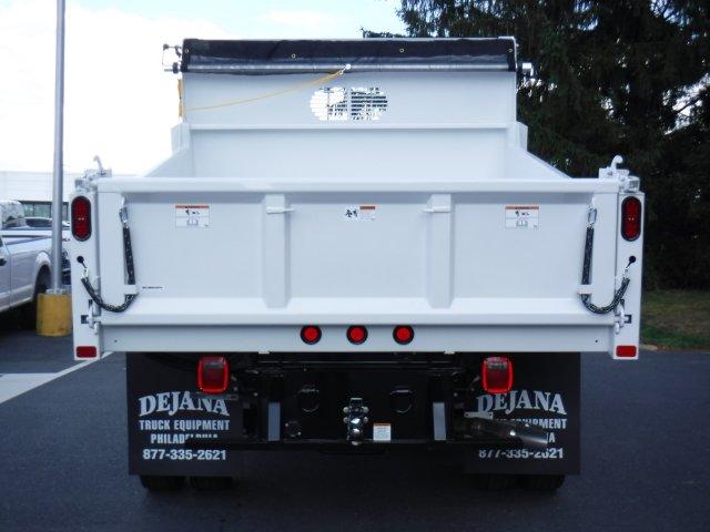 2019 F-550 Regular Cab DRW 4x4,  Rugby Eliminator LP Steel Dump Body #MFU9824 - photo 6