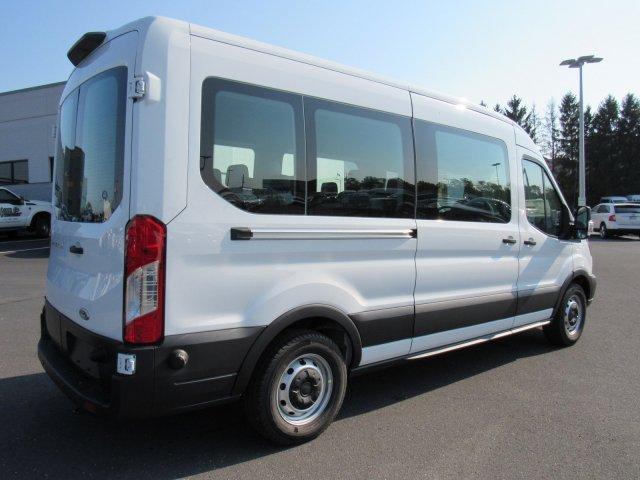 2019 Transit 350 Med Roof 4x2,  Passenger Wagon #MFU9844 - photo 2