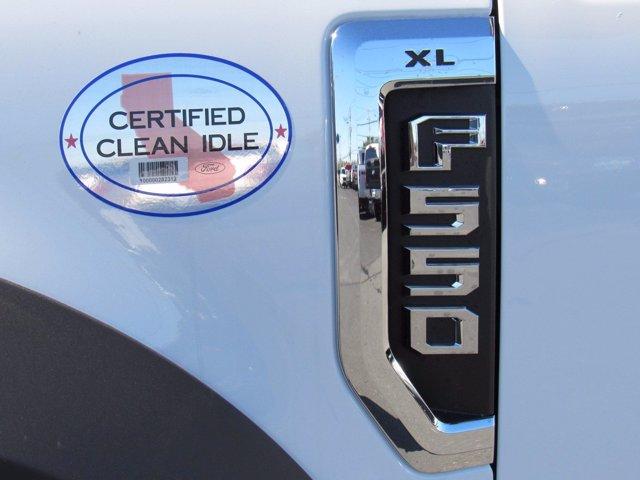 2019 F-550 Regular Cab DRW 4x4, Rugby Eliminator LP Steel Dump Body #MFU9867 - photo 18