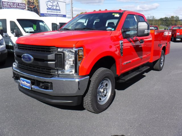2019 F-350 Super Cab 4x4,  Knapheide Standard Service Body #MFU9916 - photo 4