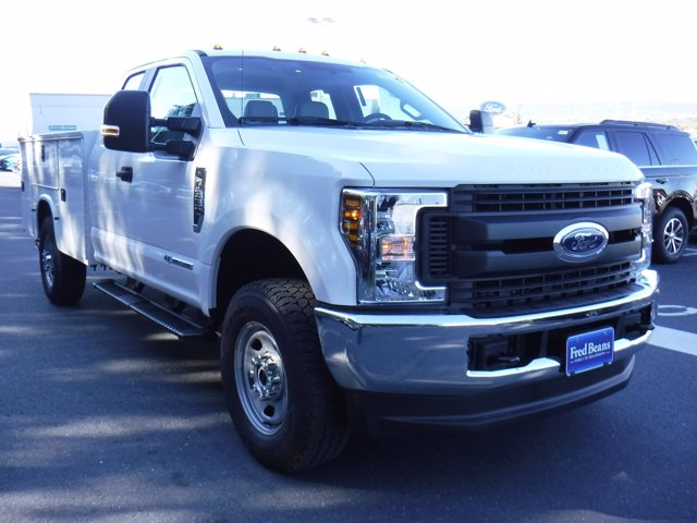 2019 F-350 Super Cab 4x4, Knapheide Steel Service Body #MFU9918 - photo 3