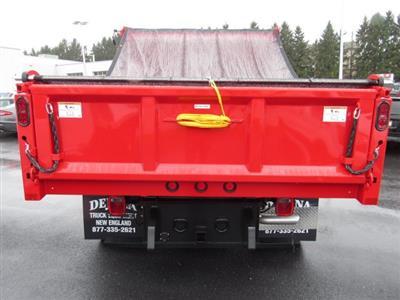 2019 F-550 Regular Cab DRW 4x4, Rugby Eliminator LP Steel Dump Body #MFU9947 - photo 4