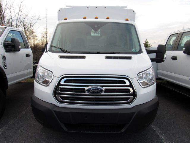 2019 Transit 350 HD DRW 4x2, Reading Aluminum CSV Service Utility Van #MFU9989 - photo 2
