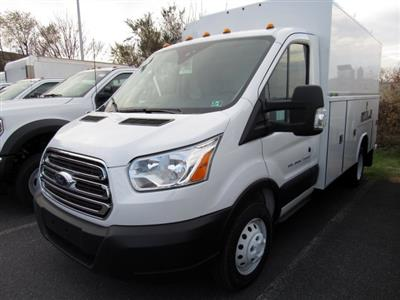 2019 Transit 350 HD DRW 4x2, Reading Aluminum CSV Service Utility Van #MFU9989 - photo 3