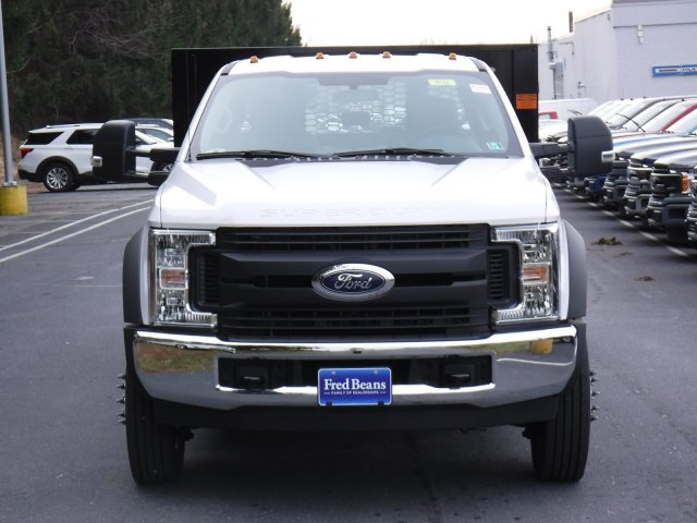 2019 F-450 Crew Cab DRW 4x2, Knapheide Value-Master X Platform Body #MFU9990 - photo 3
