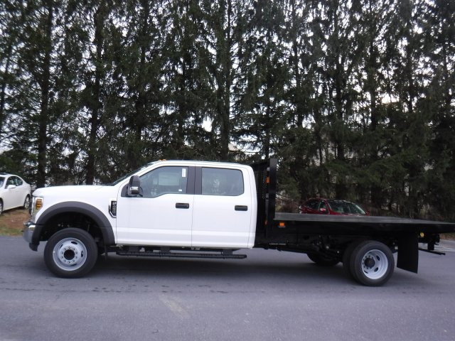 2019 F-450 Crew Cab DRW 4x2, Knapheide Value-Master X Platform Body #MFU9990 - photo 5
