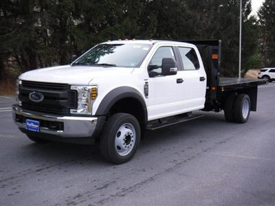 2019 F-450 Crew Cab DRW 4x2, Knapheide Value-Master X Platform Body #MFU9990 - photo 4