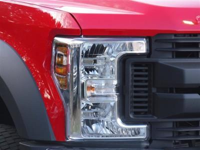 2019 F-550 Regular Cab DRW 4x4, Rugby Eliminator LP Steel Dump Body #MFU9996 - photo 10