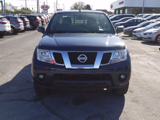 2016 Nissan Frontier Crew Cab 4x4, Pickup #MK0153P - photo 3