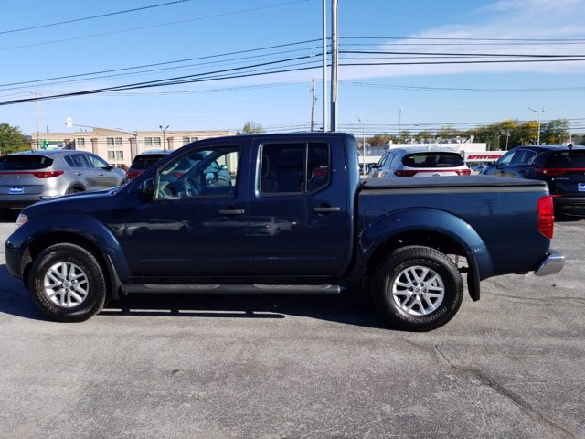 2016 Nissan Frontier Crew Cab 4x4, Pickup #MK0153P - photo 5