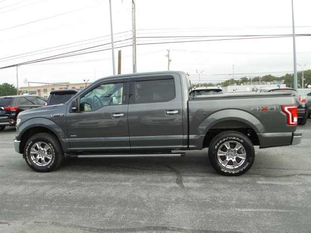 2016 F-150 SuperCrew Cab 4x4,  Pickup #MK0165A - photo 5