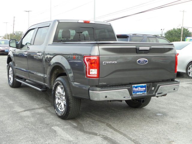 2016 F-150 SuperCrew Cab 4x4,  Pickup #MK0165A - photo 6