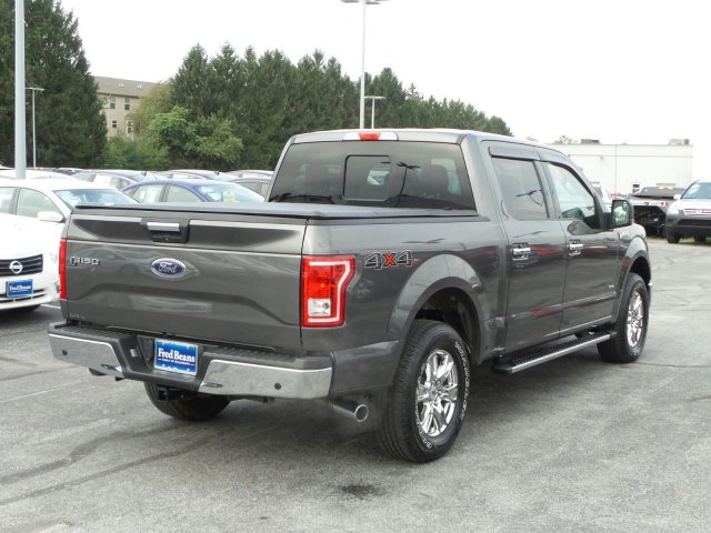 2016 F-150 SuperCrew Cab 4x4,  Pickup #MK0165A - photo 2