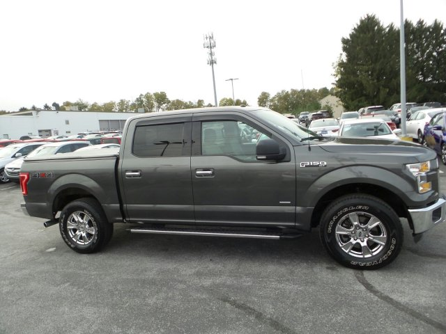 2016 F-150 SuperCrew Cab 4x4,  Pickup #MK0165A - photo 8