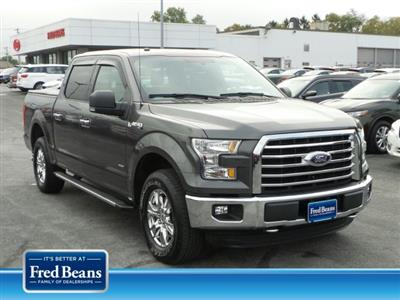 2016 F-150 SuperCrew Cab 4x4,  Pickup #MK0165A - photo 1