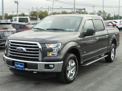 2016 F-150 SuperCrew Cab 4x4,  Pickup #MK0165A - photo 4