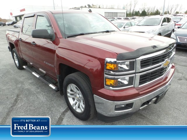 2014 Silverado 1500 Crew Cab 4x4, Pickup #MK9289P - photo 1