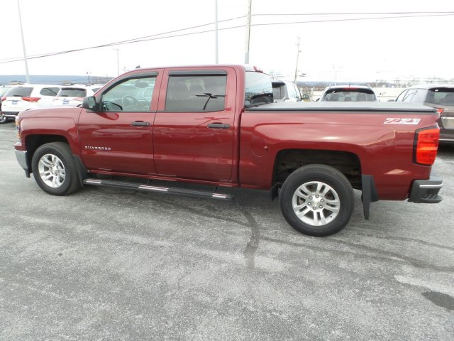 2014 Silverado 1500 Crew Cab 4x4, Pickup #MK9289P - photo 6