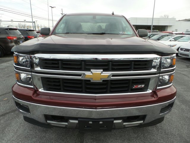 2014 Silverado 1500 Crew Cab 4x4, Pickup #MK9289P - photo 8