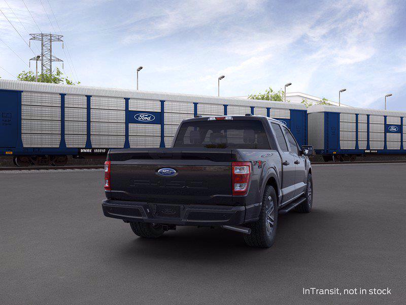 2021 Ford F-150 SuperCrew Cab 4x4, Pickup #F10082 - photo 1