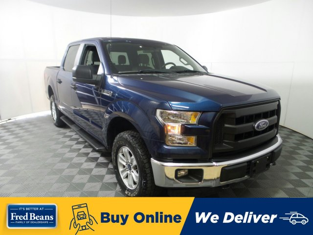 2015 F-150 SuperCrew Cab 4x4, Pickup #FL002421 - photo 1