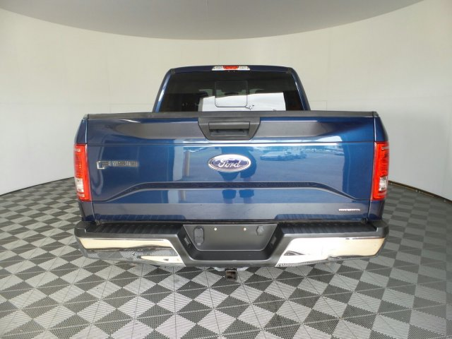2015 F-150 SuperCrew Cab 4x4, Pickup #FL002421 - photo 11