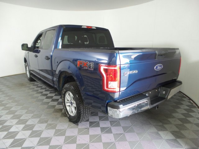 2015 F-150 SuperCrew Cab 4x4, Pickup #FL002421 - photo 12