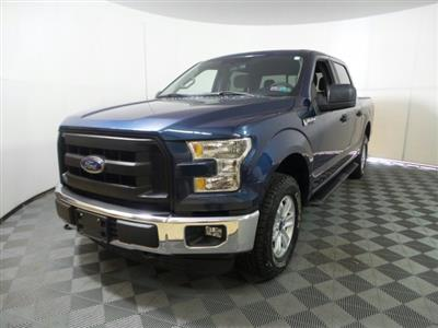 2015 F-150 SuperCrew Cab 4x4, Pickup #FL002421 - photo 4