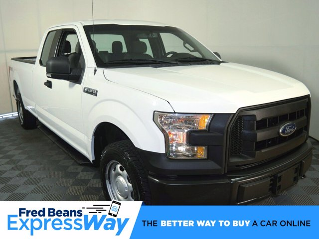 2016 Ford F-150 Super Cab 4x4, Pickup #FL005271 - photo 1