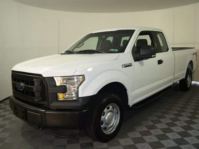 2016 Ford F-150 Super Cab 4x4, Pickup #FL005271 - photo 4