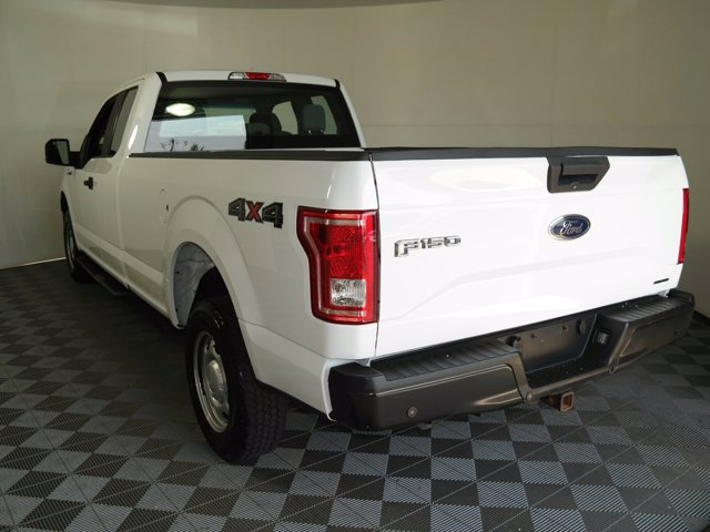 2016 Ford F-150 Super Cab 4x4, Pickup #FL005271 - photo 5