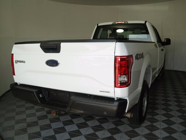 2016 Ford F-150 Super Cab 4x4, Pickup #FL005271 - photo 7