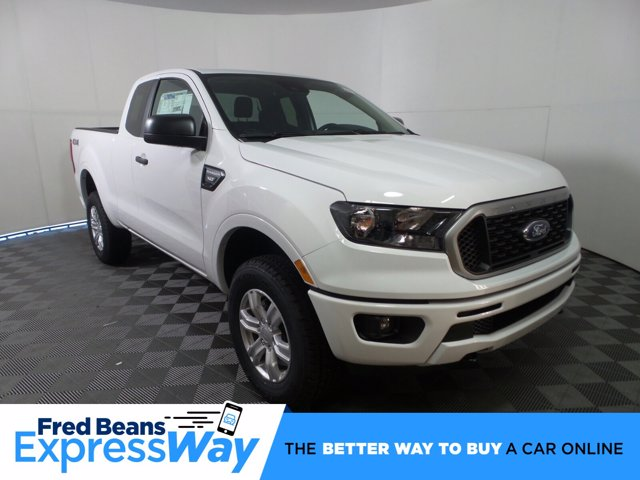 2020 Ford Ranger Super Cab 4x4, Pickup #FL00600 - photo 1