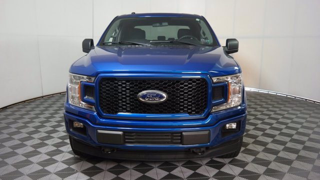 2018 Ford F-150 SuperCrew Cab 4x4, Pickup #FL006661 - photo 3